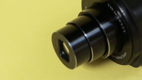 Mobiele Draadloze Lens stock video