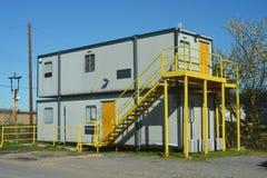 Mobiele het werkplaats. Cabinetype bouw Royalty-vrije Stock Foto