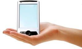Mobiele media royalty-vrije stock afbeelding