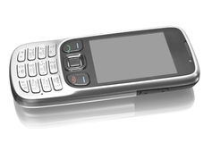 Mobiele technologie Stock Foto's