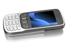Mobiele technologie Stock Afbeeldingen
