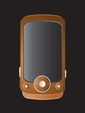 Mobiele telefoon. Stock Foto
