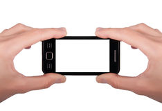 Mobiele Telefoon 2 Royalty-vrije Stock Fotografie