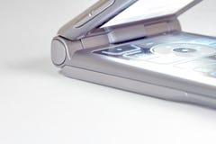 Mobiele telefoon met verlichting 03 stock afbeelding