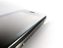 Mobiele telefoonclose-up Royalty-vrije Stock Afbeeldingen
