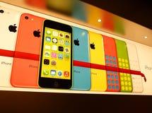 Mobiele telefoons royalty-vrije stock foto's