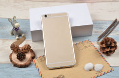 Mobiele telefoonshell Royalty-vrije Stock Foto