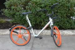 Mobike Stock Photo