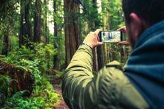 mobil fotografi Fotografering för Bildbyråer