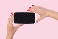 mobil fotografi Royaltyfri Fotografi