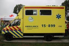 Mobil koordinationsmitt för personerna med paramedicinsk utbildning arkivbilder