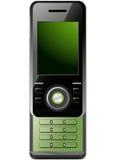 mobil modern telefon Royaltyfri Foto