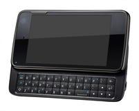 mobil modern telefon Royaltyfri Bild