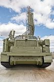 Mobil radar Royaltyfria Foton
