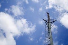 mobil station Fotografering för Bildbyråer