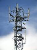 mobil teknologitelekommunikation Arkivbilder