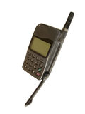 mobila gammala telefoner Arkivfoto