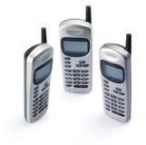 mobila telefoner Arkivfoton