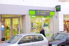 Mobilcom-debitel Lizenzfreies Stockfoto