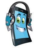mobile royalty illustrazione gratis