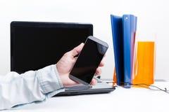 mobile Immagini Stock
