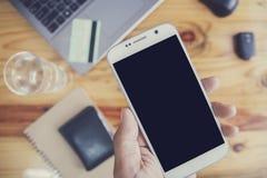 mobile Immagine Stock