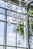 Mobile alles Glas lizenzfreie stockfotografie