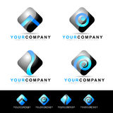 Mobile Application Logo Stock Photos