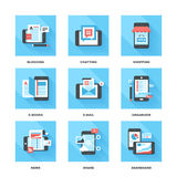 Mobile Applications Royalty Free Stock Photo