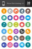 Mobile Apps Royalty Free Stock Photos