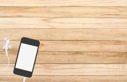 Mobile auf Holz Stockfotos