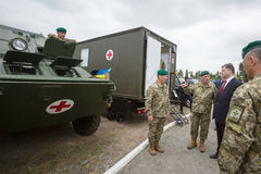 Mobile Border Detachment of the State Border Service of Ukraine Stock Photos