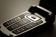Mobile / Cell Phone Stock Image