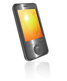 Mobile cell phone. Royalty Free Stock Photos