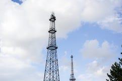 Mobile communication base station Royalty Free Stock Photography