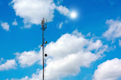 Free Mobile Communication Station Stock Image - 19715221