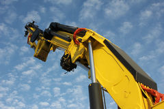 Mobile Crane Stock Photos