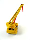 Mobile crane truck Royalty Free Stock Images