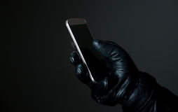 Mobile and cyber security stock photography