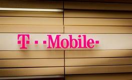Mobile de T Photos libres de droits