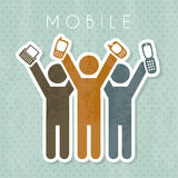 Mobile Stock Photography