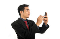 Mobile device Stock Image