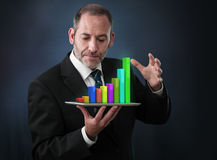 Mobile finance and statistics analytics