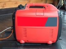 Mobile Gasoline Generator Royalty Free Stock Photo