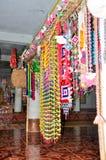 Mobile Hanging garland Stock Image
