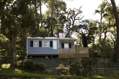 Mobile home Stock Photos