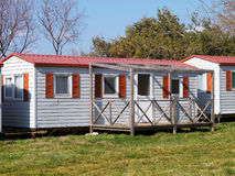 Mobile home Royalty Free Stock Image