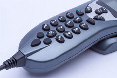Mobile keypad. close up Stock Images