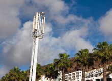 Mobile mast Royalty Free Stock Photos