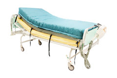 Mobile Medical Bed Stock Image
